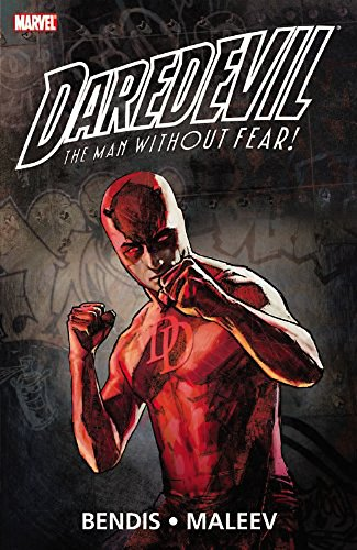 Daredevil by Brian Michael Bendis & Alex Maleev Ultimate Collection - Book 2 (Daredevil Ultimate Collection-bendis & Maleev)