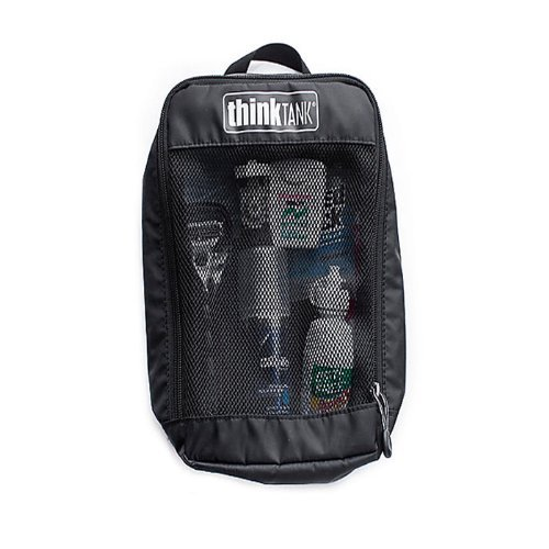 Think Tank Photo Travel Pouch Small (Black) by Think Tank Photo
