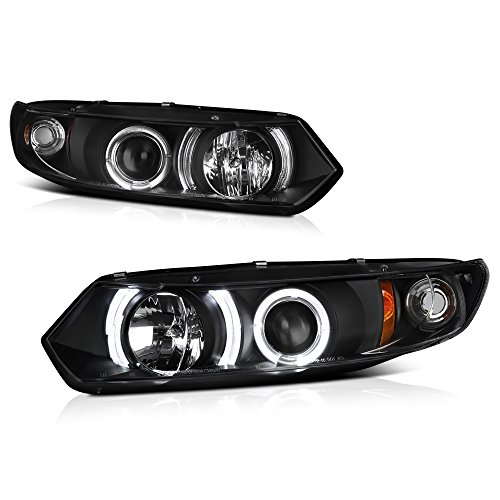 06 civic coupe headlights - 6