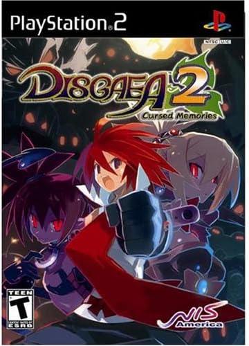 Amazon.com: Disgaea 2: Cursed Memories: Artist Not Provided ...