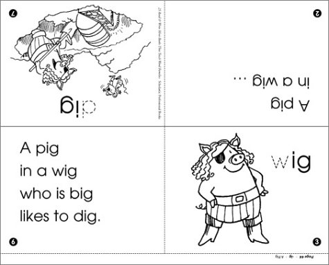 amazon com 25 read write mini books that teach word families fun
