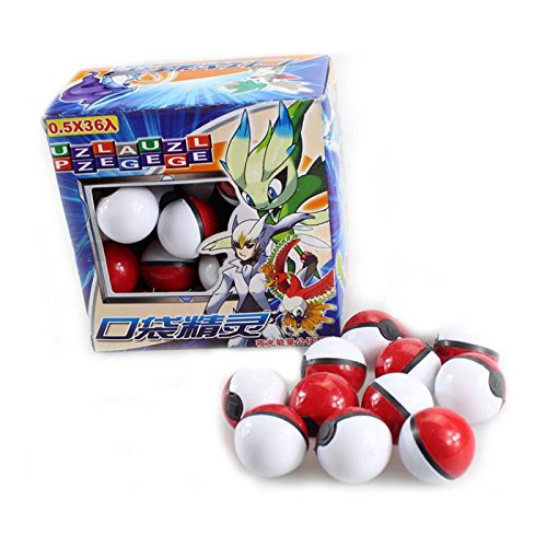 36pcs-Pokemon-Ball-with-Anime-Mini-Pocket-Action-Figure-Monsters-Game-Toys