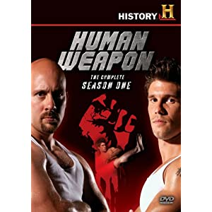 Human Weapon: Complete Season 1 movie