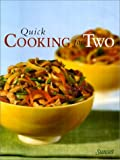 Quick Cooking for Two, Oxmoor House Staff, 0376023376