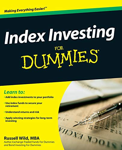 51QJZNZ%2Bo L - Index Investing For Dummies