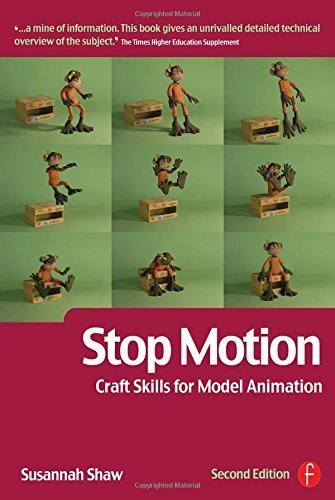Stop Motion: Craft Skills for Model Animation (Focal Press Visual Effects and Animation) 2nd by Shaw, Susannah (2008) Paperback