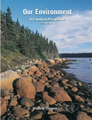 OUR ENVIRONMENT: A CANADIAN PERSPECTIVE. 2/E SG