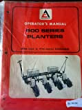 Allis Chalmers 600 Series Planter Operators Manual