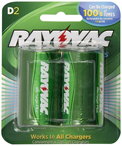 Rayovac High Capacity Rechargeable Pre Charged PL713 2