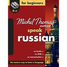 Speak Russian For Beginners The Michel Thomas Method (8-CD Beginner's Program)