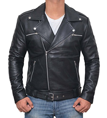 Best Leather Biker Jacket - 4
