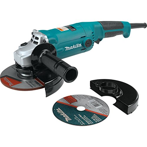 Makita GA6010ZX2 6-Inch Cut-Off/Angle Grinder (Best 6 Inch Angle Grinder)