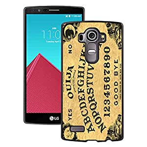 Beautiful Designed Case With Ouija Board Black For LG G4 Phone Case