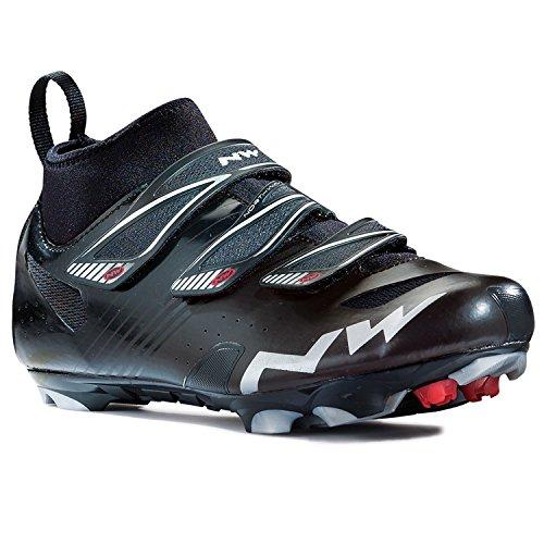 oss / Mountain Bike Shoes HAMMER CX Mens EU 43 Matte BLACK ()