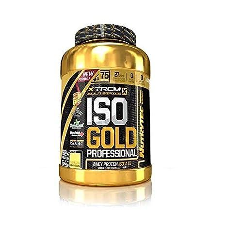 IsoGold Professional 2250grs - Vainilla: Amazon.es: Salud y ...