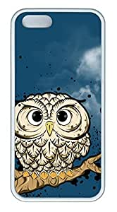 iPhone 5S Case, iPhone 5 Cover, iPhone 5S Owl Soft Cases