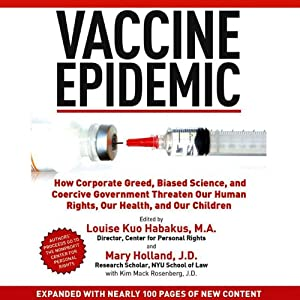 Vaccine Epidemic Audiobook