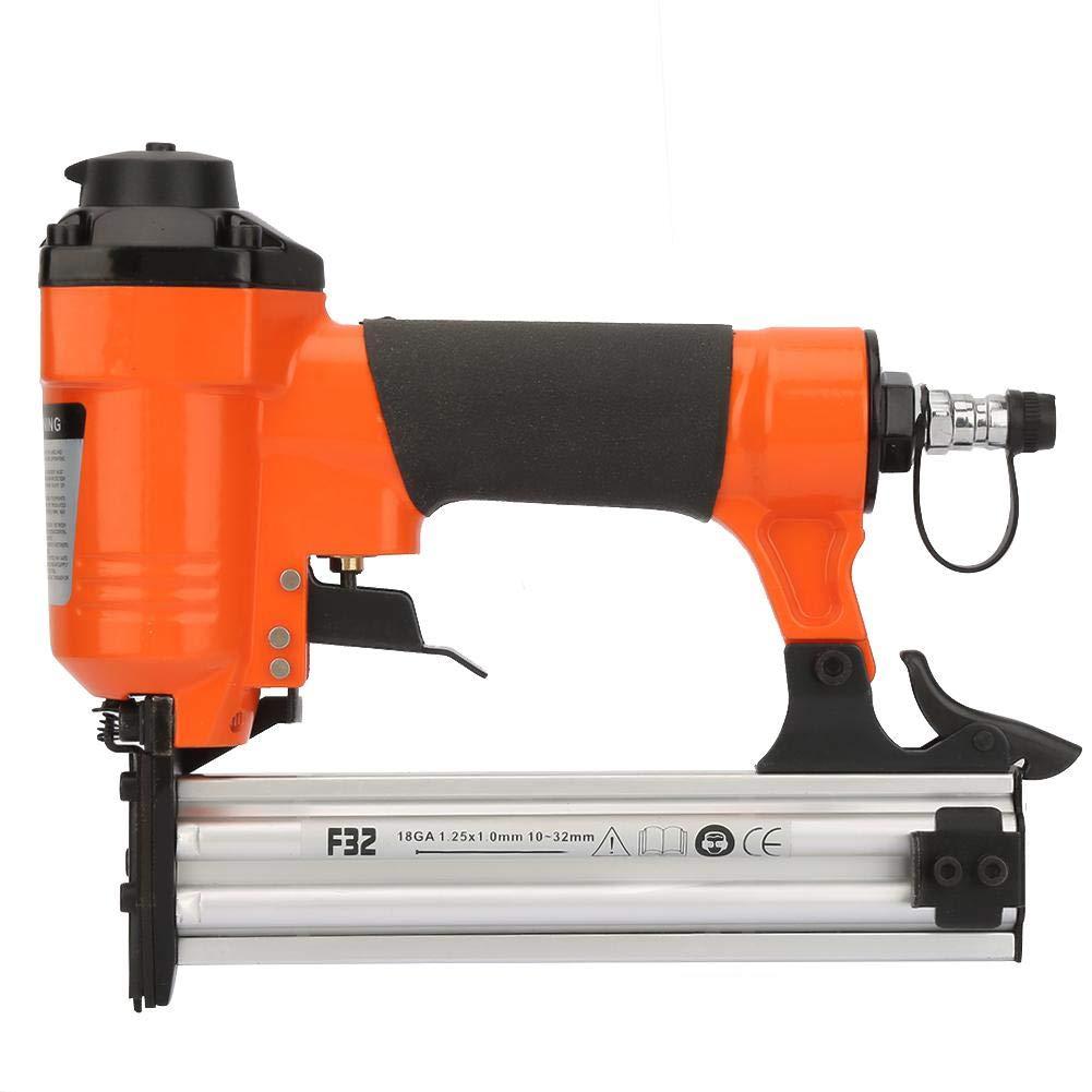 18 GA 1,25 x 1,0 mm F32 per la lavorazione del legno Pistola pneumatica per unghie dritta