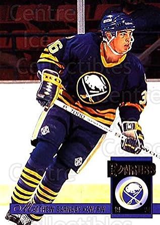 Amazon.com  (CI) Matthew Barnaby Hockey Card 1993-94 Donruss (base ... a240d3400
