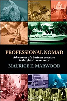Professional Nomad by [Marwood, Maurice E.]