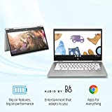HP Chromebook x360 14-inch HD Touchscreen