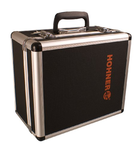- Hohner 10X Accordion Case