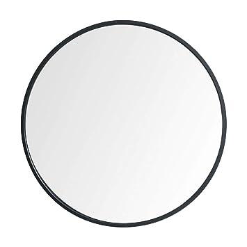 Amazon.com: Beauty4U espejo pequeño con marco de metal ...