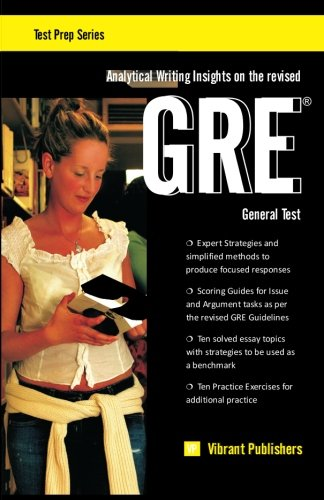 Analytical Writing Insights on the revised GRE General Test