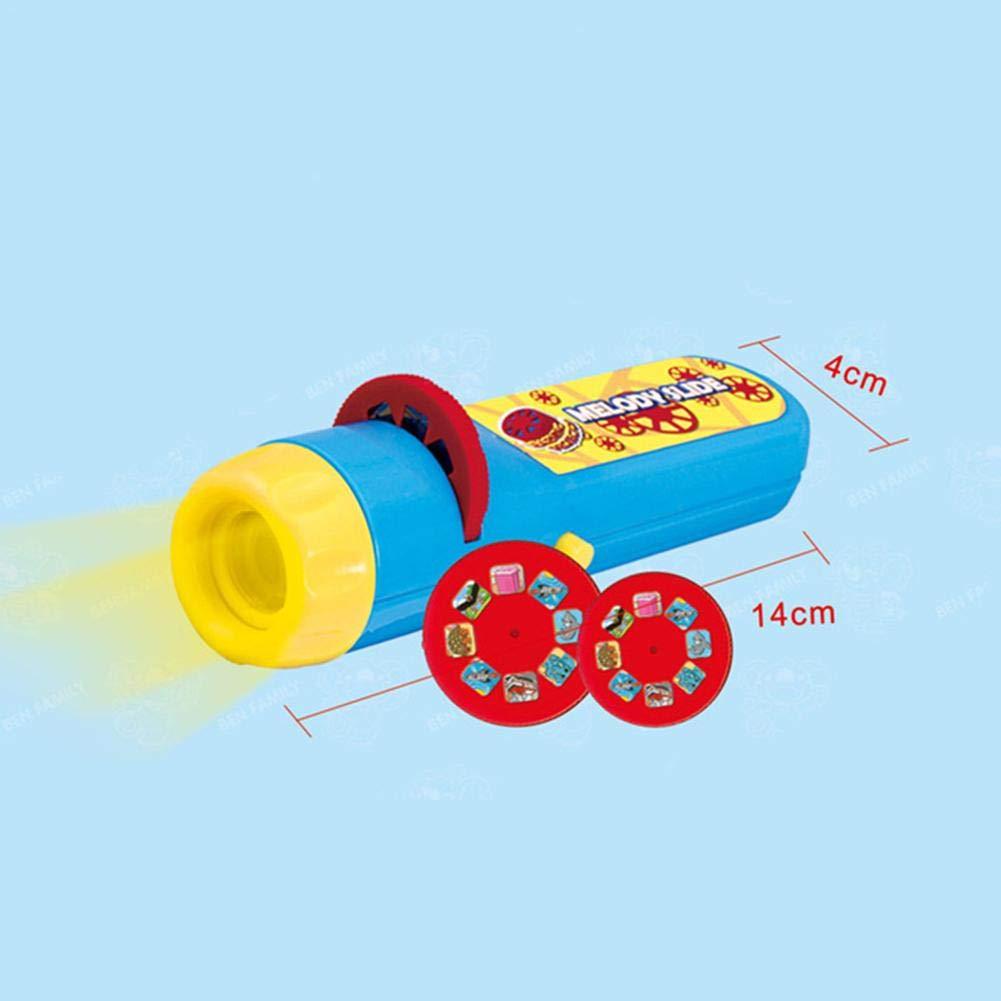 Amazon.com: Proyector infantil linterna de proyección de ...