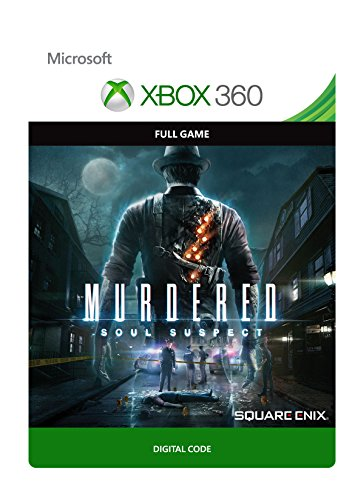 Murdered: Soul Suspect - Xbox 360 Digital Code by Square Enix