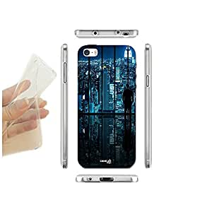 FUNDA CARCASA SLIM UOMO D'AFFARI PARA IPHONE 5 5S TPU