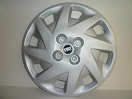 Juego de tapacubos 4 tapacubos diseño Fiat Punto II Restyling () conjunto de 2003 r 13: Amazon.es: Coche y moto