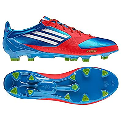 48b4f7b31 Image Unavailable. Image not available for. Color  adidas F50 adizero TRX FG  SYN Men s Soccer Cleats ...