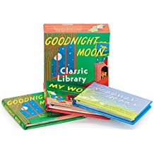 Goodnight Moon Classic Library: Contains Goodnight Moon, The Runaway Bunny, and My World[Miniature Edition]