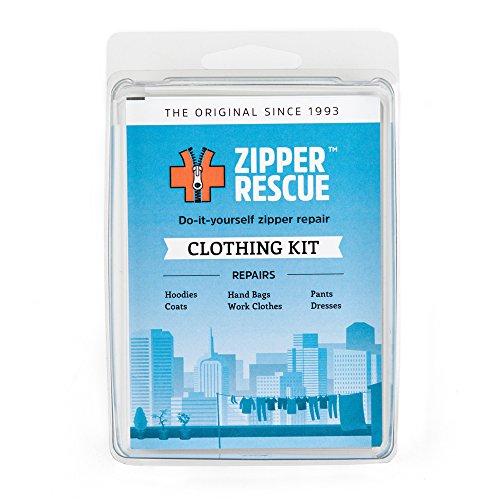 Zipper Rescue Zipper Repair Kit, (Broken Zipper Jacket)
