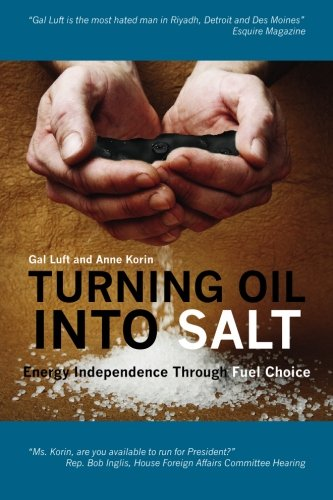 Turning Oil Into Salt  Energy Independence Through Fuel Choice