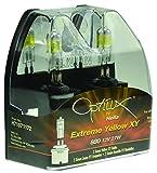 Optilux H71071172 XY Series 880 12V/27W Xenon Yellow Halogen Bulb Set