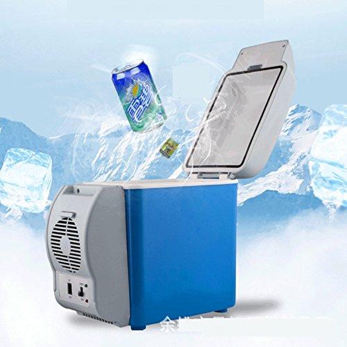 SL&BX Nevera Coche,7.Nevera Coche Nevera Mini Coche refrigerador ...