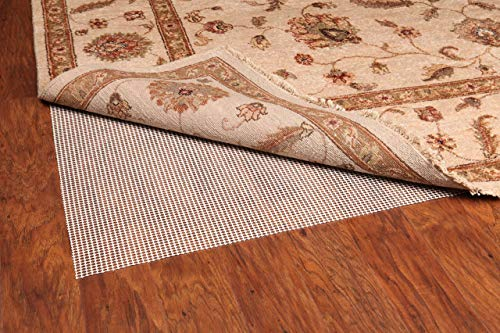 Grip-It Ultra Stop Non-Slip Rug Pad, Size: 8' X 10' Rug Pad (Non Slip Rug Padding)