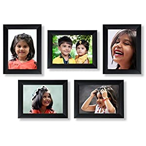 Royal Classic Set of 5 Individual Photo Frames (5-5×7 inch)