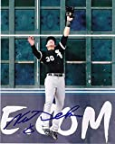 Autographed Nicky Delmonico Photo - 8x10 - Autographed MLB Photos