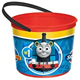Amscan 260152 15 x 11 cm Thomas and Friends Plastic Favour Bucket