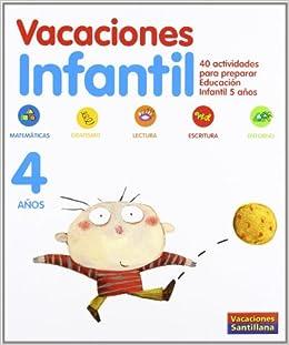 libros educacion infantil 4 anos