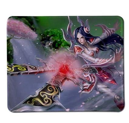 Amazon.com : Taka Co League of Legends Mousepad New Anti-Slip League ...