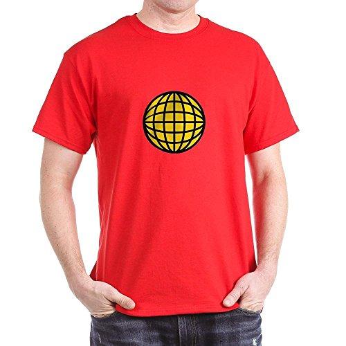 CafePress - Captain Planet Planeteers - 100% Cotton T-Shirt