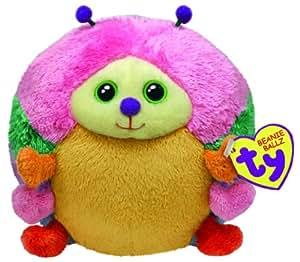 Ty Beanie Ballz Gumdrop The Caterpillar (Large)