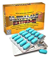 ULTRAMAX RX EXTREME #1 Male Enhancement Penis Enlargement Pills for Huge Growth by Alinka