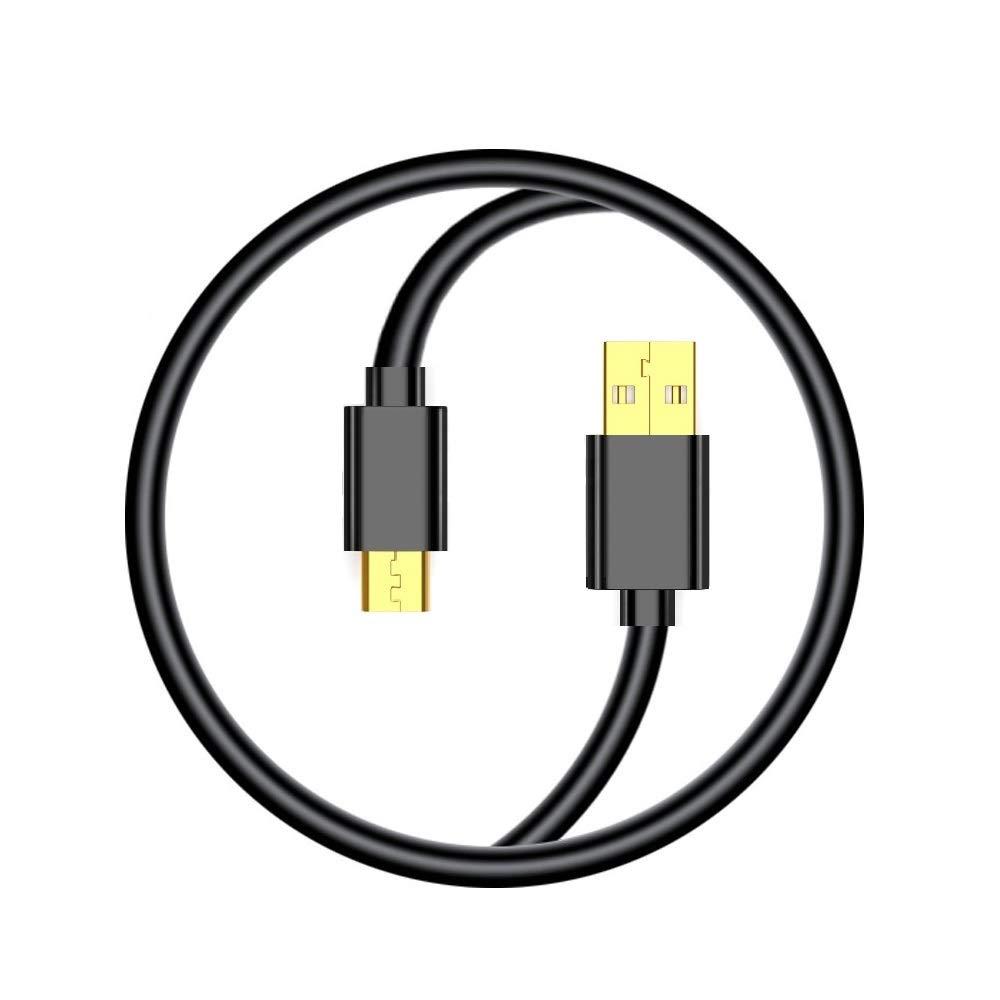 Beats by Dr. Dre Powerbeats 2または3、Solo 3、QC20ワイヤレスヘッドセットイヤホン充電ケーブル 交換用充電電源コードライン 3.3フィート   B07PHTWYWG
