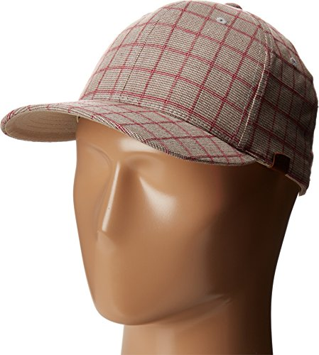 Kangol Men's Pattern Flexfit Baseball, Houndstooth Check, S/M