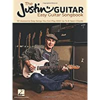 The JustinGuitar Easy Guitar Songbook: 101 Awesome Easy Songs You Can Play with Up to 8 Open Chords: 101 Awesome Easy…